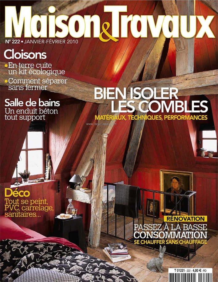 maison travaux n 222 my blog. Black Bedroom Furniture Sets. Home Design Ideas