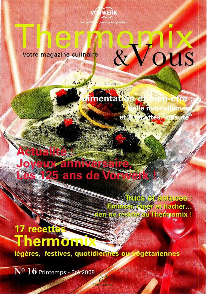 thermomix petits plats du soir pdf