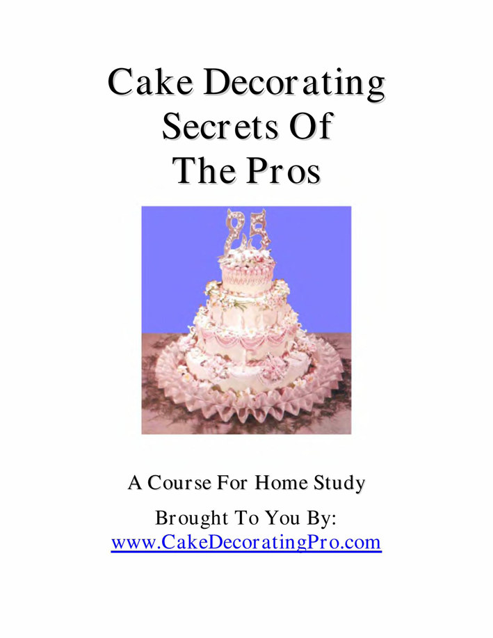 Cake Decorating Categories : Wilton My Blog