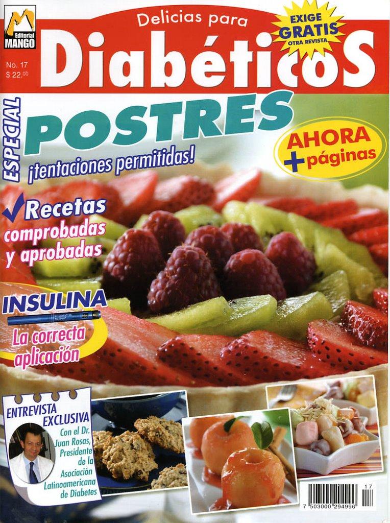 Delicias para Diabeticos | My Blog